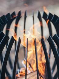 Vuurkorf staal