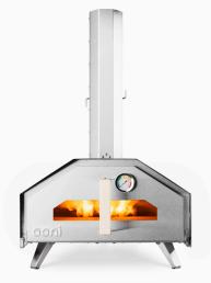 Ooni pro, multifunctionele buitenoven. Pizza-oven.