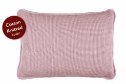 Stoov warmtekussen hoes rose cotton knitted